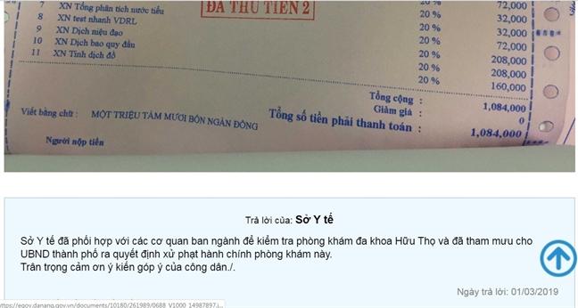 Phong kham co bac si Trung Quoc vua hoat dong tro lai da vi pham