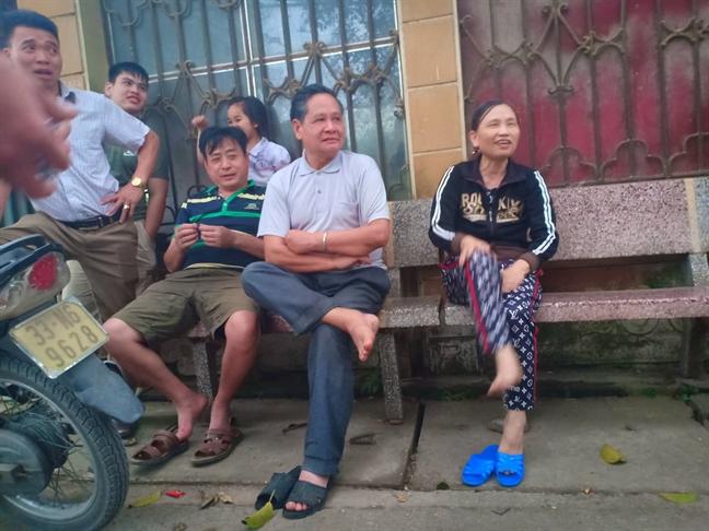 Bac Giang: Thay giao bi to dam o thua nhan co hanh vi vo mong hoc sinh