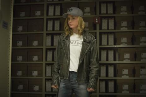 'Captain Marvel': Nữ tính đậm đặc nhưng an toàn