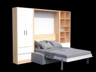 Giường thông minh - xu hướng nội thất hiện đại năm 2019