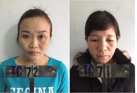 Bị bắt trên đường về nước sau khi dẫn thiếu nữ sang Trung Quốc bán