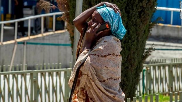 Ethiopia: Phi cong co dieu khien may bay quay lai noi xuat phat nhung bat thanh