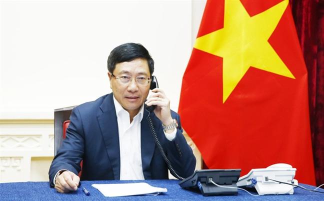 Viet Nam de nghi Malaysia tra tu do cho Doan Thi Huong