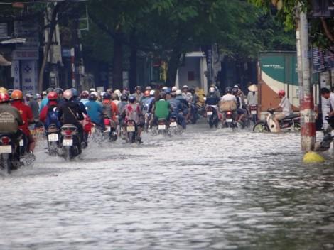 TP.HCM cần đầu tư hơn 200 dự án chống ngập
