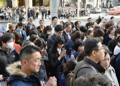 8 năm sau thảm họa kép, 52.000 người Nhật vẫn chưa thể về nhà