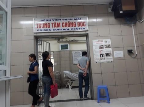 Hà Nội: 6 học sinh nhập viện cấp cứu vì uống nhầm thuốc chuột