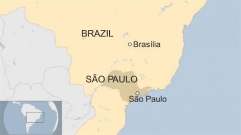 Brazil: Xả súng tại trường học làm ít nhất 8 người thiệt mạng