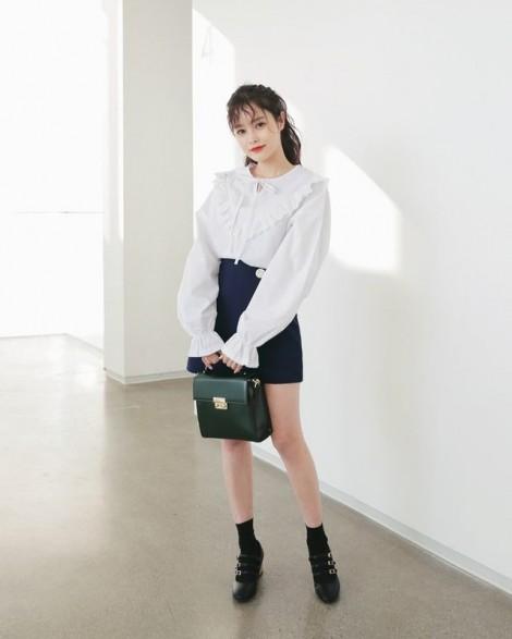 5 kiểu áo giúp nàng bắp tay to che khuyết điểm hiệu quả