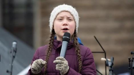 Nhà hoạt động khí hậu 16 tuổi được đề cử giải Nobel Hòa Bình