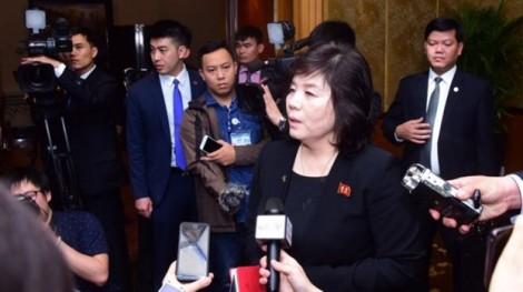 Triều Tiên dọa 'ngừng đàm phán hạt nhân và tiếp tục thử tên lửa'