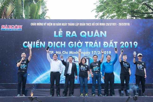 Chien dich Gio trai dat 2019: Khong chi la tat dien mot gio