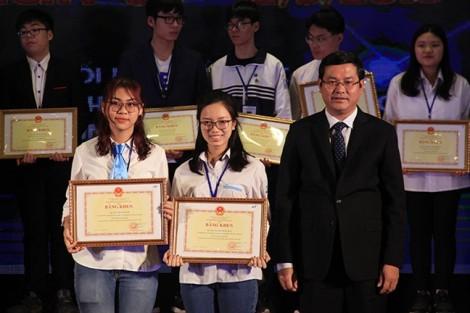 Thẩm định lại các giải nhất cuộc thi Khoa học kỹ thuật cấp quốc gia khu vực phía Bắc