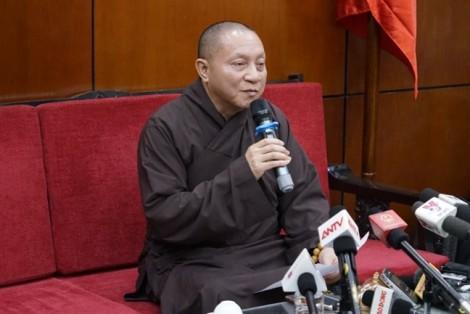 Vụ chùa Ba Vàng: Trụ trì phải sám hối trước Tăng đoàn, bị đề xuất đình chỉ mọi chức vụ