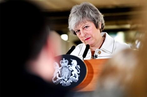Brexit thất bại vì bà Theresa May?
