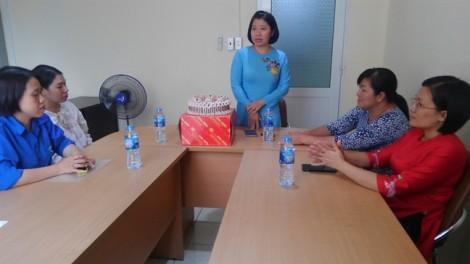 Trung tâm Ánh Dương đón nhận bằng khen của Bộ Lao động – Thương binh và Xã hội