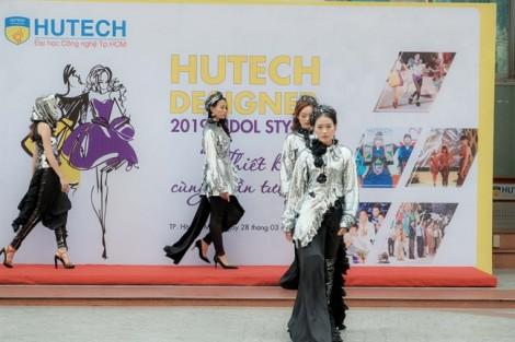 Thi thiết kế thời trang, học sinh kiếm 50% học phí vào đại học