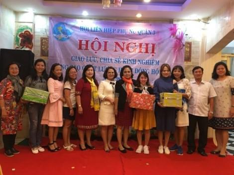 Quận 3: Chia sẻ kinh nghiệm hoạt động Hội tại Lâm Đồng