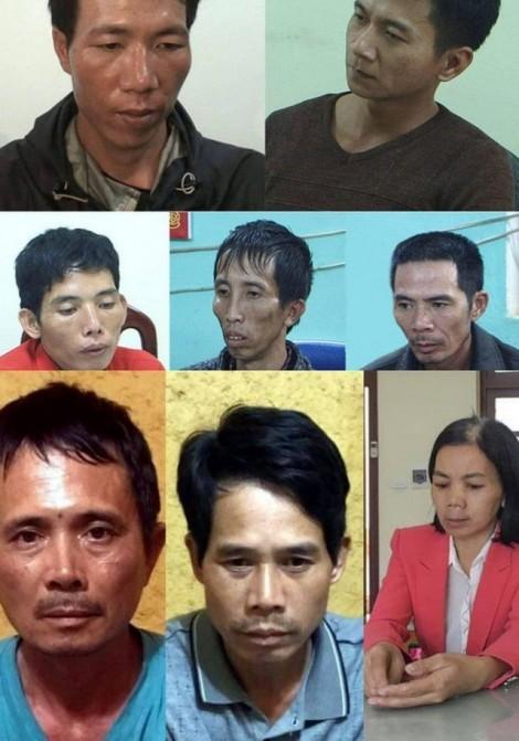 Thêm một người bị bắt trong vụ án cưỡng hiếp, sát hại nữ sinh giao gà ở Điện Biên