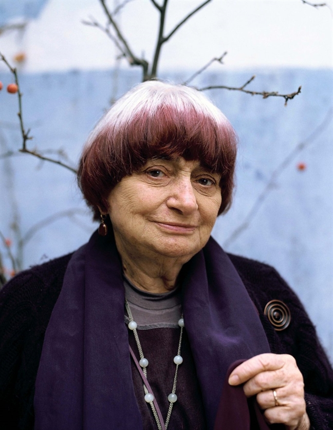 Agnes Varda qua doi: 'Tieng noi nu quyen chua bao gio tat'