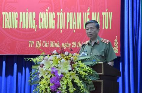 Bộ trưởng Bộ Công an: 'Tội phạm ma túy là cha đẻ của các loại tội phạm'