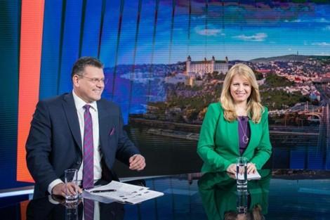Nhà hoạt động môi trường trở thành tổng thống nữ đầu tiên của Slovakia