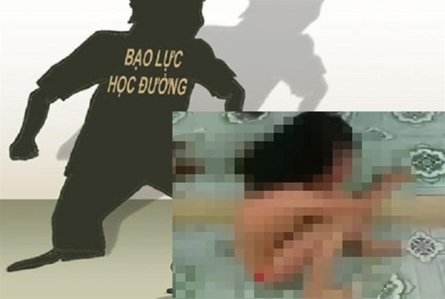 Khong the dung bao luc de triet tieu bao luc