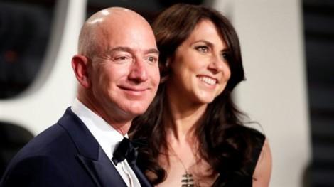 Vợ ông chủ Amazon trở thành người phụ nữ giàu thứ ba thế giới sau thỏa thuận ly hôn 35 tỷ USD
