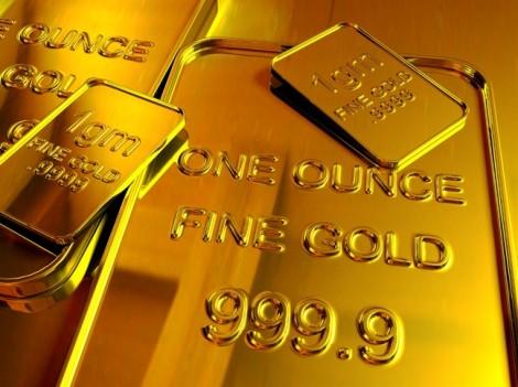 Giá vàng 9/4: Đang có đà tăng tốt như dự báo