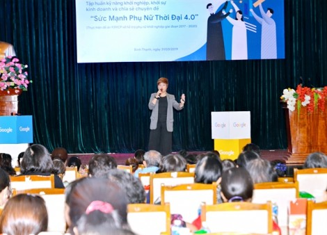 Bình Thạnh: Đẩy mạnh hỗ trợ phụ nữ khởi nghiệp, khởi sự kinh doanh