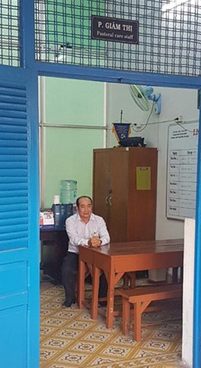 Vu 'Hieu pho xuong lam giam thi: Quyet dinh khong nhan van' - Ong Tran Minh Luan duoc bo nhiem lam pho giam doc
