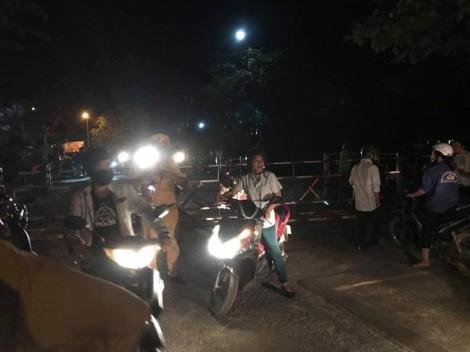 Nữ sinh bị tàu hỏa đâm tử vong trên đường đi học thêm về nhà