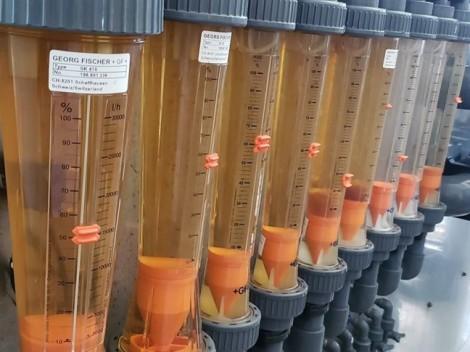 Công ty Men Mauri La Ngà giới thiệu công nghệ xử lý nước thải chuẩn quốc tế