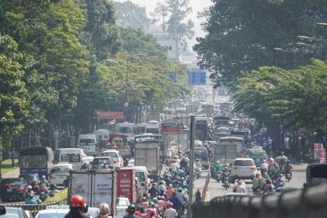 Chỉ số bụi vượt mức cho phép 9 lần, người Sài Gòn coi chừng mắc nhiều bệnh