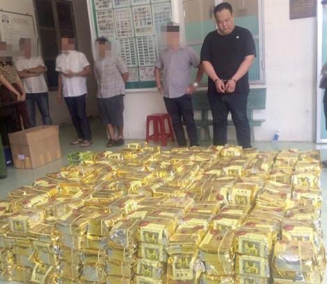 Công an TP.HCM tiếp tục bắt hơn 1 tấn ma tuý nguỵ trang trong loa thùng
