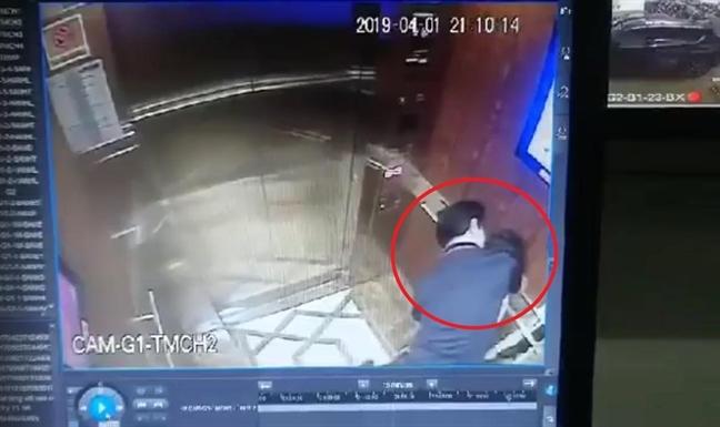Khoi to bị can Nguyen Huu Linh, kẻ dam o bé gái trong thang máy