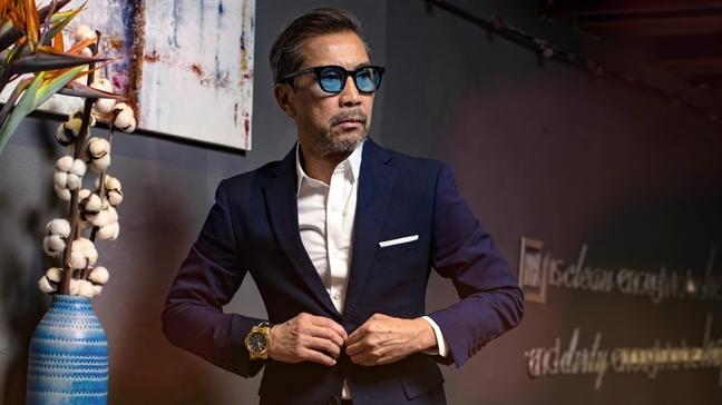 Fashionista Thuan Nguyen: Dung nghi minh gia