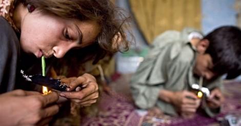 Phụ nữ chiếm một phần ba số người sử dụng ma túy trên toàn cầu