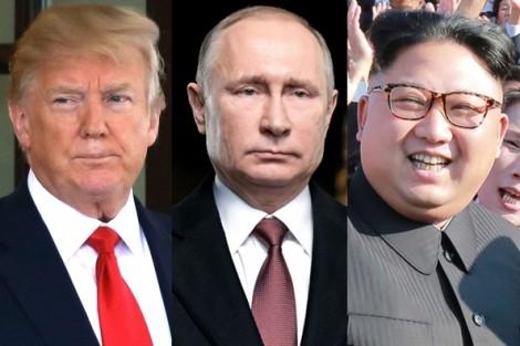 Ông Kim Jong Un sẽ có cuộc gặp với Tổng thống Putin trong tuần này