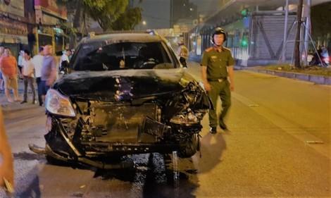 Danh tính tài xế 'xe điên' gây tai nạn liên hoàn khiến nữ công nhân tử vong