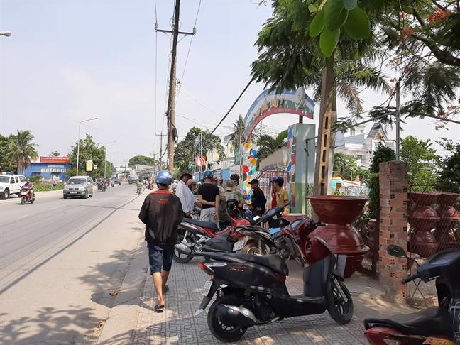Tham an o Binh Duong, 3 ba chau chet tham