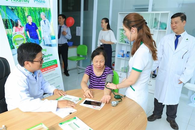 Phong kham Bac si gia dinh thu 4 thuoc Tap doan Y khoa Hoan My chinh thuc ra mat tai quan 7