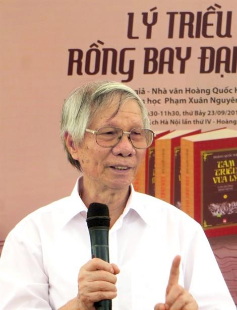Nhà văn Hoàng Quốc Hải: Giải thưởng mất 'thiêng'  nằm trong sự xuống cấp  chung của xã hội