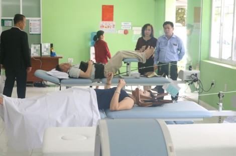 Bệnh Viện Hoàn Mỹ Bình Phước khám, điều trị y học cổ truyền – phục hồi chức năng miễn phí cho bệnh nhân