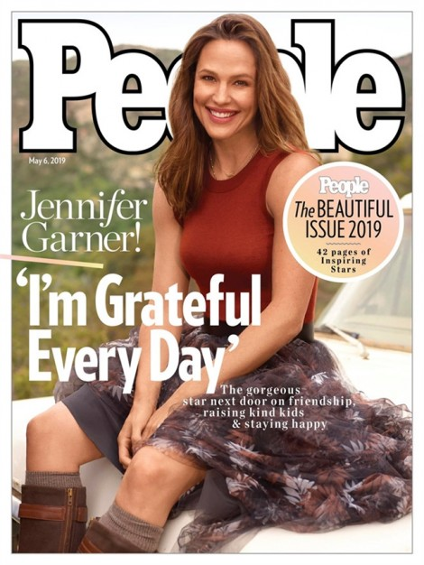 Jennifer Garner: Đẹp từ... đổ vỡ