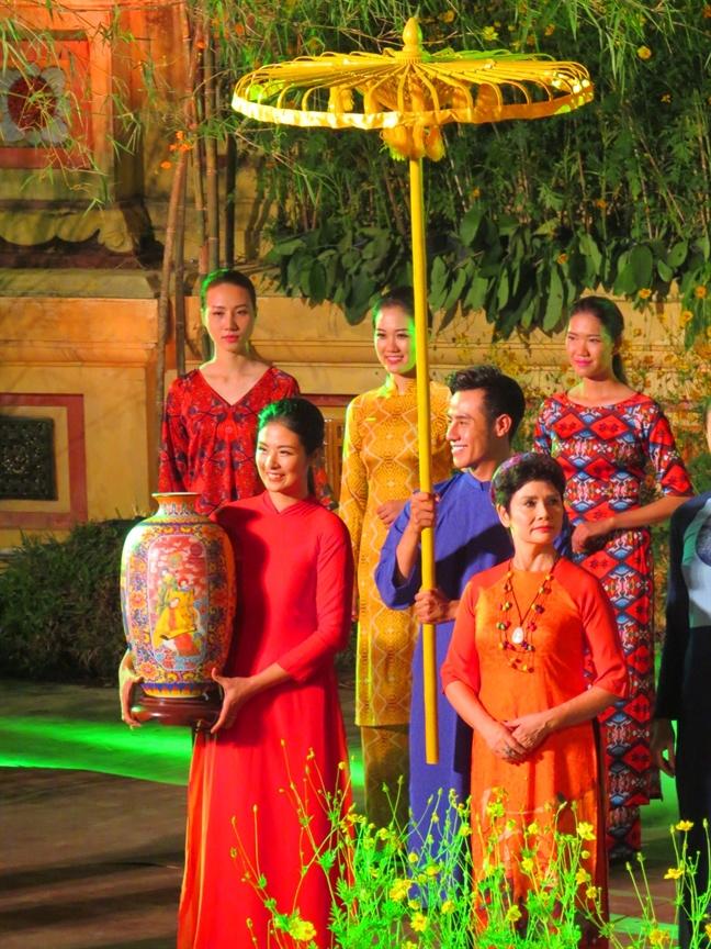 Tinh hoa nghe Viet hoi ngo ben dong Huong