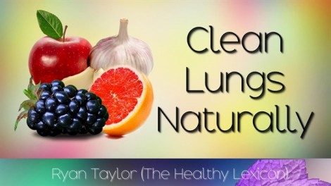 Những thực phẩm giúp thanh lọc phổi hiệu quả mùa nắng nóng