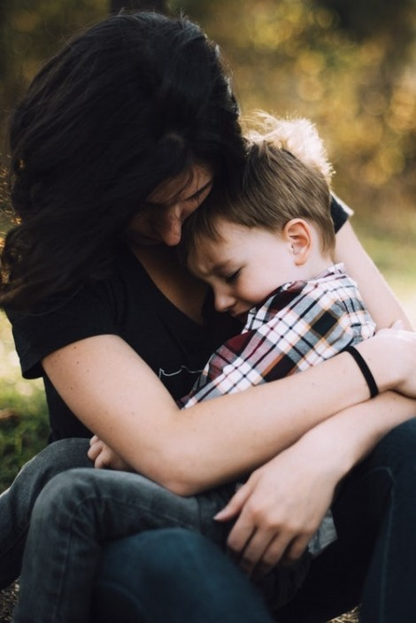 Không có gì quan trọng hơn con mình