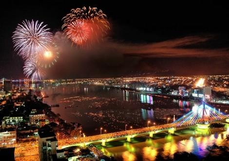 Sức hút khó cưỡng của Lễ hội pháo hoa quốc tế Đà Nẵng