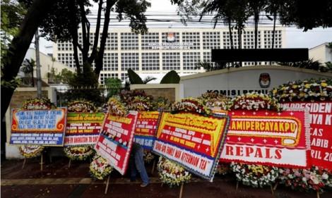 Ít nhất 270 nhân viên tử vong sau cuộc bầu cử tại Indonesia