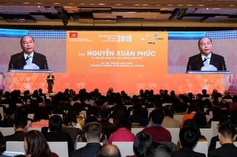 Diễn đàn Kinh tế tư nhân 2019 VN: Kinh tế số VN đang chậm hơn Campuchia